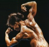 Girl with muscle - Carla Dunlap
