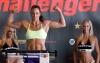 Girl with muscle - Julia Budd/Kelli Hutcherson