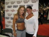 Girl with muscle - Monica Brant (L) - Kristina Dybdahl (R)