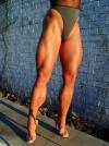 Girl with muscle - Amy Rainaldo