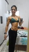 Girl with muscle - dani maio