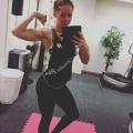 Girl with muscle - nina olsen