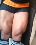 Girl with muscle - Elisabeth Ramirez