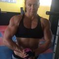 Girl with muscle - Tatiana Bulut