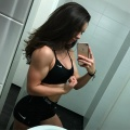 Girl with muscle - Juliana Pereira