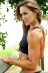 Girl with muscle - Paula Martinelli