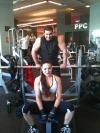 Girl with muscle - Dana Zini