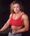 Girl with muscle - Jill Mills