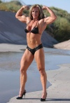 Girl with muscle - Gina Jones