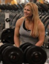 Girl with muscle - Beth Phoenix