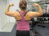 Girl with muscle - jannie