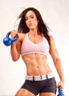 Girl with muscle - Catherine Boshuizen aka Holland