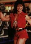 Girl with muscle - Deborah Compton
