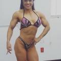 Girl with muscle - Jenny Altamirano Cordero