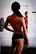 Girl with muscle - Alejandra Diaz Mercado