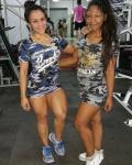 Girl with muscle - Hana Espada