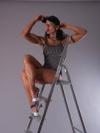 Girl with muscle - Nataska