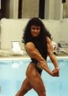 Girl with muscle - Natalia Murnikoviene
