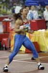 Girl with muscle - Mariya Abakumova