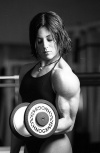 Girl with muscle - Silvia Matta