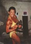 Girl with muscle - Nancy Moreno