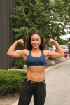 Girl with muscle - Tanya Costa