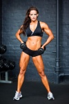 Girl with muscle - Erin Stern