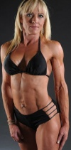 Girl with muscle - Michelle Price