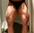 Girl with muscle - Barbara Carità