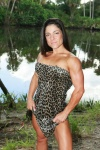 Girl with muscle - Tammy Ossa