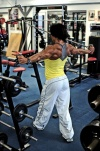 Girl with muscle - Mariann Pettersen