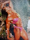 Girl with muscle - Andrea Izard