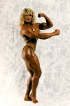 Girl with muscle - Nikki Fuller