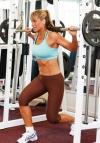 Girl with muscle - Terri Irwin