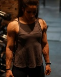 Girl with muscle - Stefanie Cohen