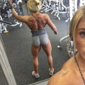Girl with muscle - Brandy Moore
