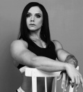 Girl with muscle - Anna Kislyak