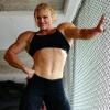 Girl with muscle - Tammy Jones