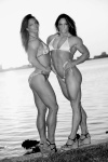 Girl with muscle - Sherry Bleck  - Sheila Bleck