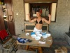 Girl with muscle - Ingrida Vittel
