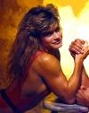 Girl with muscle - Lori Walkup