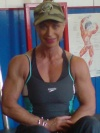 Girl with muscle - Angela Graham
