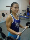 Girl with muscle - Ana Fortinha