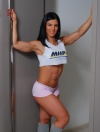 Girl with muscle - Eva Andressa Vieira