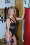 Girl with muscle - lori braun