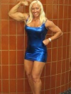 Girl with muscle - Ruthie Lucchesi