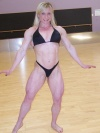 Girl with muscle - Lori Steele
