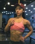 Girl with muscle - Han Su Jeong