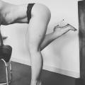 Girl with muscle - Nanna Lüttermann Poulsen