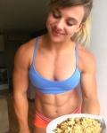 Girl with muscle - Kayla Prince